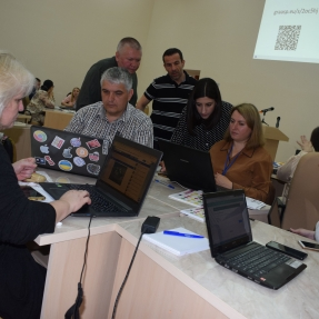 Training from Cyprus University, May 2019